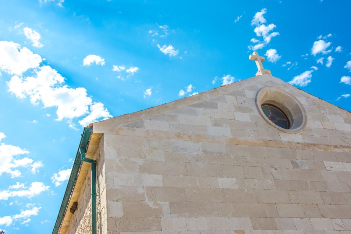 crkva svetog frane
